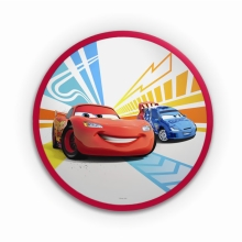 Philips 71761/32/16 - die LED - Kinderwandleuchte DISNEY CARS 1xLED/7,5W/230V