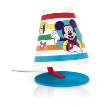 Philips 71764/30/16 - LED Kinderlampe DISNEY MICKEY MOUSE 1xLED/3W/230V