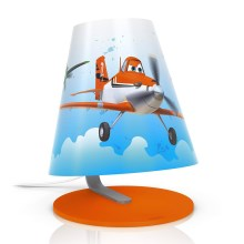Philips 71764/53/16 - LED Kinder Tischlampe DISNEY PLANES LED/3W/230V