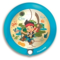 Philips 71765/05/16 - LED Kinderleuchte mit Sensor DISNEY JAKE 1xLED/0,06W/2xAAA