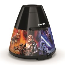Philips 71769/30/P0 - LED Kinderprojektor DISNEY STAR WARS LED/0,1W/3xAA