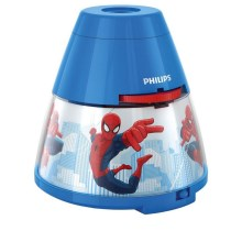 Philips 71769/40/16 - Kinderprojektor DISNEY SPIDER-MAN 1xLED/0,1W