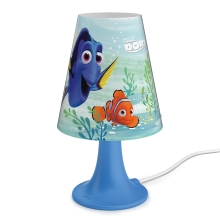 Philips 71795/90/16 - LED-Kinder-Tischleuchte DISNEY DORY LED/2,3W/230V