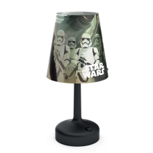 Philips 71796/30/P0 - LED Kinder Tischlampe DISNEY STAR WARS 1xLED/0,6W/3xAA