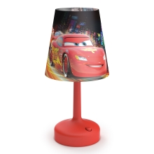 Philips 71796/32/16 - Kinderleuchte DISNEY CARS LED/0,6W/3xAA