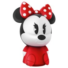 Philips 71883/31/PO - LED Kinderlampe DISNEY SOFTPAL MINNIE 1xLED/0,1W/USB