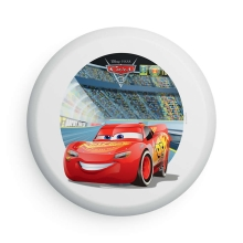Philips 71884/32/P0 - LED Kinder Wandleuchte DISNEY CARS 4xLED/2,5W/230V