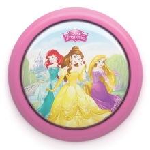 Philips 71924/28/16 - Kinderleuchte DISNEY PRINCESS LED/0,3W/2xAAA