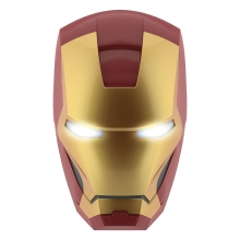 Philips 71939/55/P0 - LED Kinderleuchte DISNEY IRON MAN 2xLED/0,2W/3V