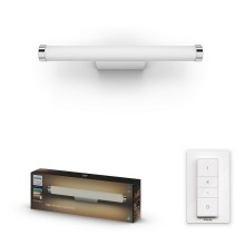 Philips - dimmbare LED Badezimmerleuchte HUE ADORE LED/13W/230V IP44 + Fernbedienung
