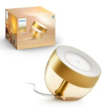Philips - LED RGB Tischlampe HUE IRIS LED/10W/230V golden