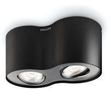 Philips - LED spotlight 2xLED/4.5W/230V