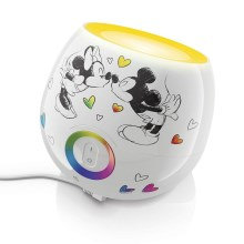 Philips Massive 71703/55/16 - LED Kinderlampe LIVINGCOLORS MINI MICKEY & MINNIE MOUSE LED/7,5W/230V