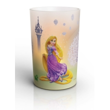 Philips Massive 71711/03/16 - LED Tischleuchte  CANDLES DISNEY RAPUNZEL LED/0,125W