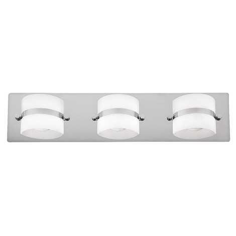 Rabalux 5491 - LED Badezimmer-Wandleuchte TONY 3xLED/5W/230V