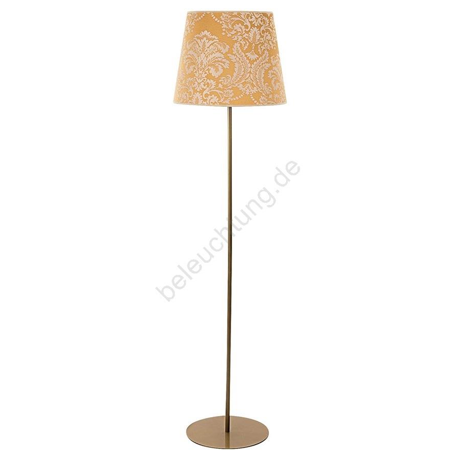 Stehlampe Soprano 1xe27 40w 230v Gold Beleuchtung De