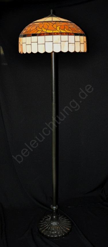 Stehlampe TIFFANY 2xE27/60W