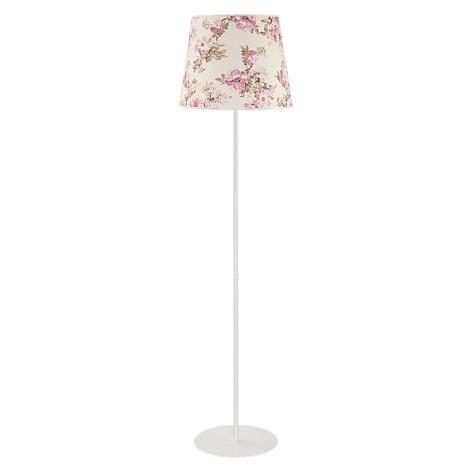 Stehlampe VIOLIN 1xE27/40W/230V Rose