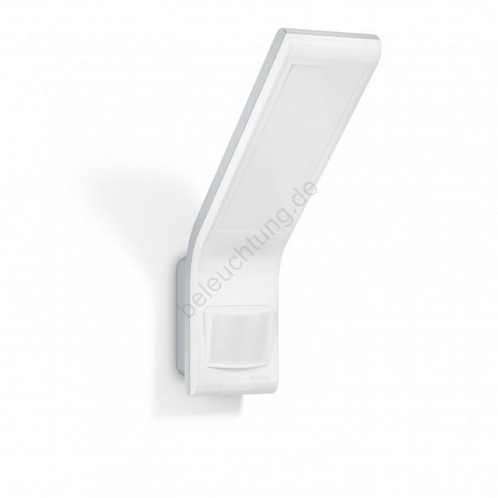 steinel 012069 au enwandleuchte mit sensor xled slim led. Black Bedroom Furniture Sets. Home Design Ideas