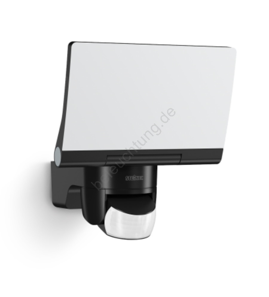 steinel 033071 led strahler mit sensor xled home 2 led 14 8w 230v. Black Bedroom Furniture Sets. Home Design Ideas