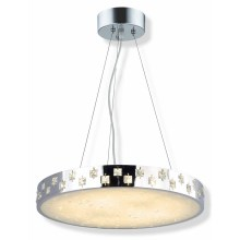 Top Light - LED Decken-Hängeleuchte DIAMOND LED/32W/230V