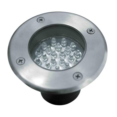 Top Light Milano - LED Bodeneinbaustrahler LED/2W/230V IP67
