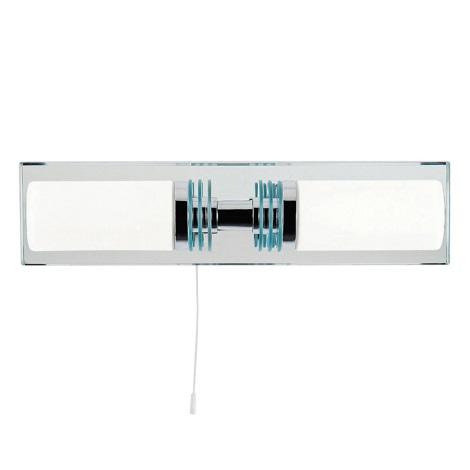 Top Light Odra 2 - LED Badezimmerleuchte ODRA 2xG9/5W/230V + 2xG9/40W/230V