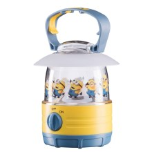 Varta 15612 - LED Kinder Laterne MINIONS LED/5W/4xAA