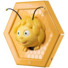Varta 1563 - LED Kinder-Wandleuchte MAYA THE BEE LED/3xAA