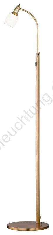 WOFI 3301.01.02.0000 - LED Stehleuchte MAURO 1xLED/4W   Beleuchtung.de